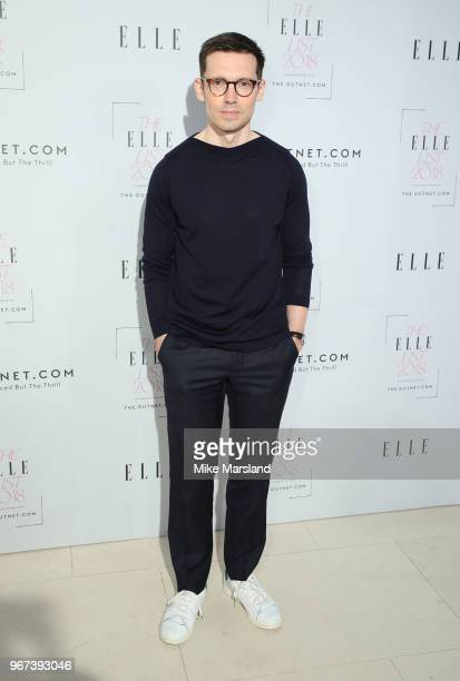 Erdem Moralioglu attends The ELLE List 2018 at Spring at Somerset House on June 4 2018 in London England