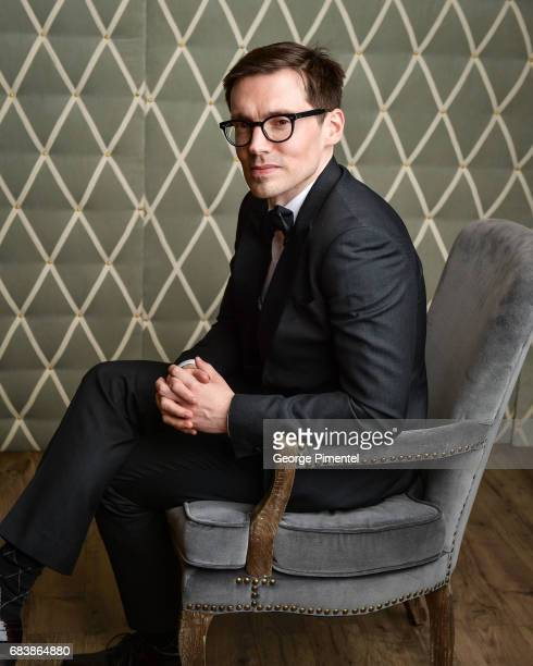 Erdem Moralioglu poses in the 2017 Canadian Arts And Fashion Awards Portrait Studio at the Fairmont Royal York Hotel on April 7 2017 in Toronto Canada