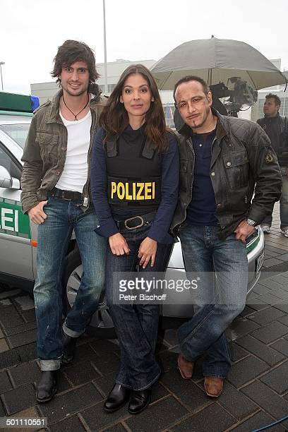 Erdogan Atalay Katja Woywood Tom Beck Jubiläum 200 Folge PilotFilm Staffel 15 RTLKrimiSerie Alarm für Cobra 11 Kölner Messe Köln NordrheinWestfalen...