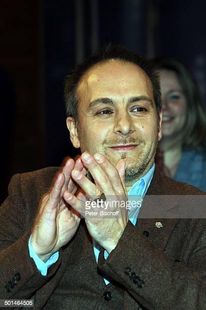 """Erdogan Atalay, """"NDR-Talkshow"""", Hamburg, Deutschland, Europa, Studio, Talk-Show, klatschen, Schauspieler, Promi BB, CD; P.-Nr.: 030/2014, ;"""