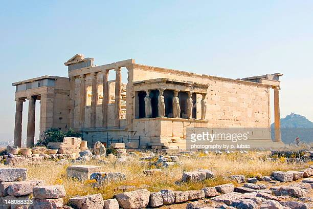 Erechtheum and Porch of Caryatids