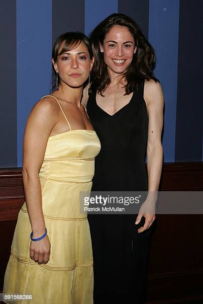 Ereka Vetrini and Yancy Butler attend 30th Anniversary Gala Benefiting the Tuberous Sclerosis Alliance at Sheraton Hotel and Tower on May 5 2005 in...