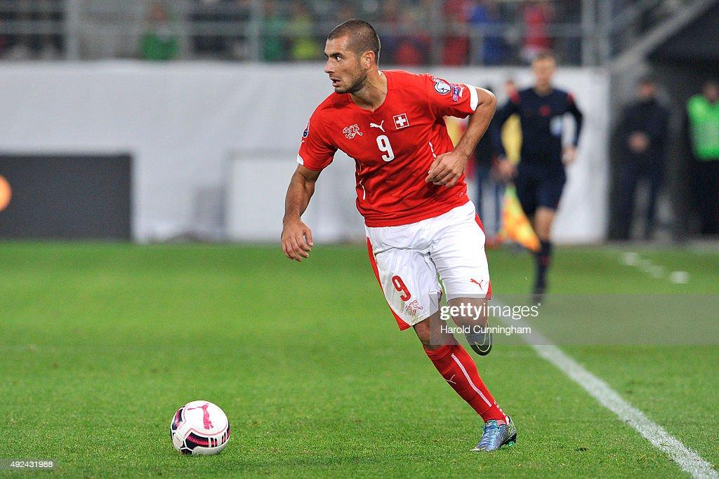 Switzerland v San Marino - UEFA EURO 2016 Qualifier : News Photo