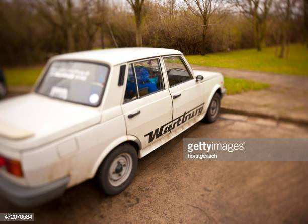 erfurt, germany - pimped car stock photos and pictures