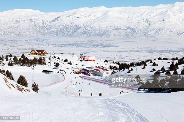 Ergan Ski Center/Erzincan/Turkey