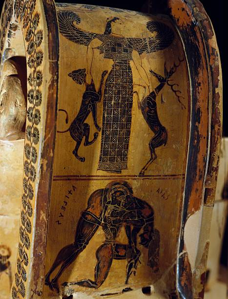 Ergotimos Krater Or Francois Vase Pictures Getty Images