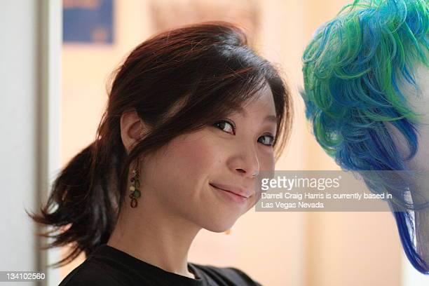'Eri' costume and makeup girl in Tokyo