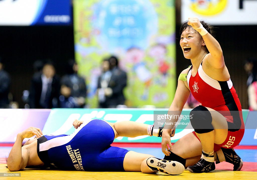 All Japan Wrestling Championships - Day 3