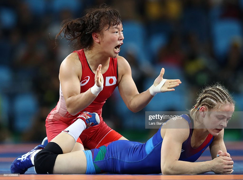 Wrestling - Olympics: Day 12 : News Photo