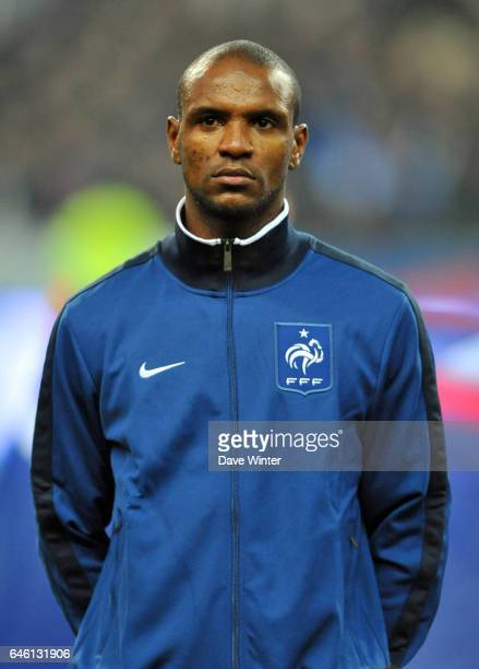 Eric ABIDAL France / Bresil Match amical Stade de France Photo Dave Winter / Icon Sport