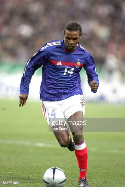 Eric ABIDAL France / Suede match amical Stade de France