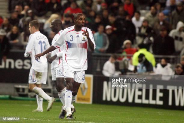 Eric ABIDAL France/ Maroc Match amical