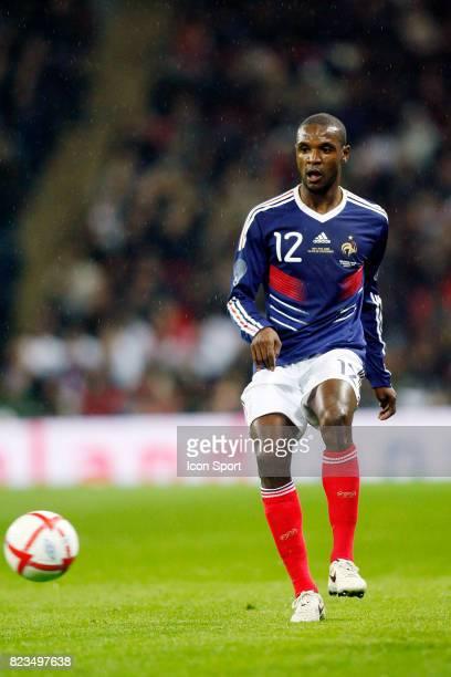 Eric ABIDAL France / Angleterre Match amical Londres