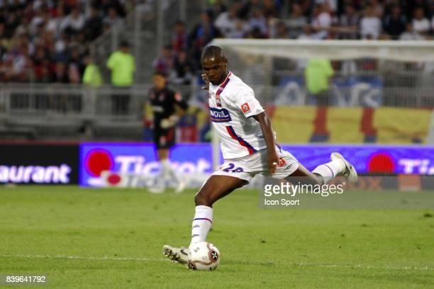 Eric ABIDAL Lyon / Le Mans 34 eme journee de Ligue 1