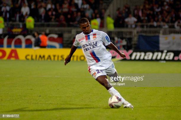 Eric ABIDAL Lyon / Sochaux 13eme journee de Ligue 1