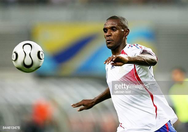 Eric Abidal Sportler Fußball Frankreich FIFA WM 2006