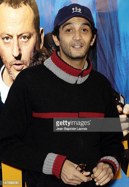 Eric and Ramzy during 'TaisToi ' Paris Premiere at UGC Normandy in Paris France