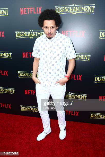 Matt Groening attends the screening of Netflix's 'Disenchantment' at the Vista Theatre on August 14 2018 in Los Angeles California