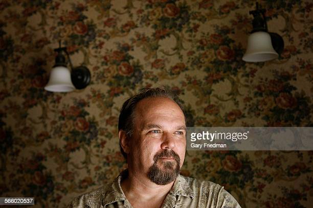 Eric Andrist is photographed in his home in the Valley Village area of Los Angeles on July 8 2013 Eric is the brother of Cali Andrist who passed away...
