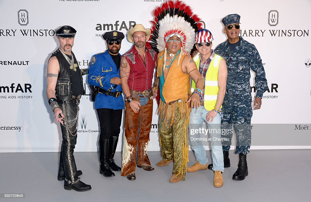 amfAR's 23rd Cinema Against AIDS Gala - Arrivals : News Photo