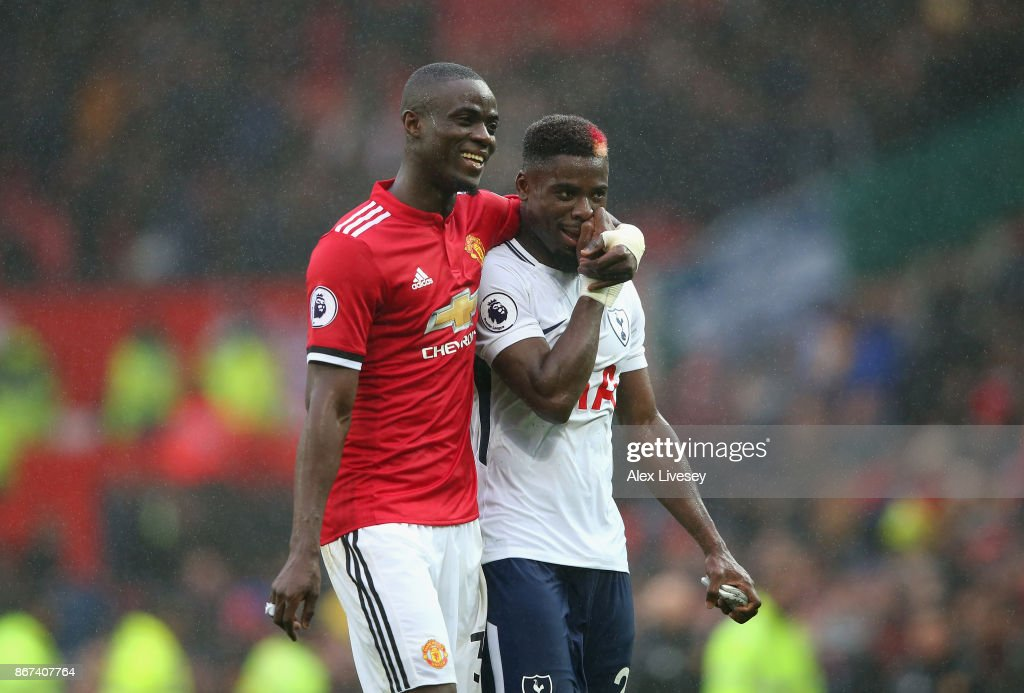 Manchester United v Tottenham Hotspur - Premier League : ニュース写真