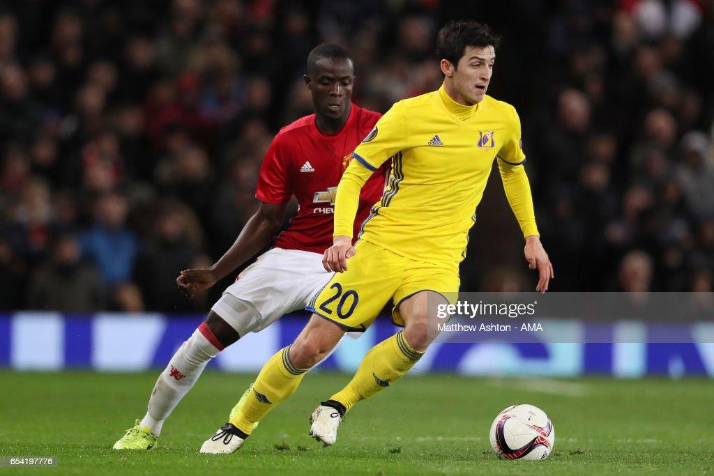 Manchester United v FK Rostov - UEFA Europa League Round of 16: Second Leg : News Photo
