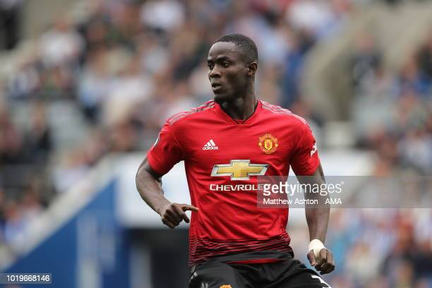 Eric Bailly of Manchester United during the Premier League match between Brighton Hove Albion and Manchester United at American Express Community...