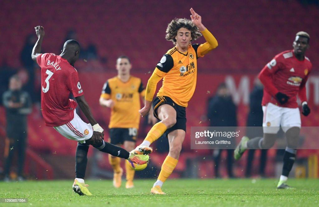Manchester United v Wolverhampton Wanderers - Premier League : Photo d'actualité