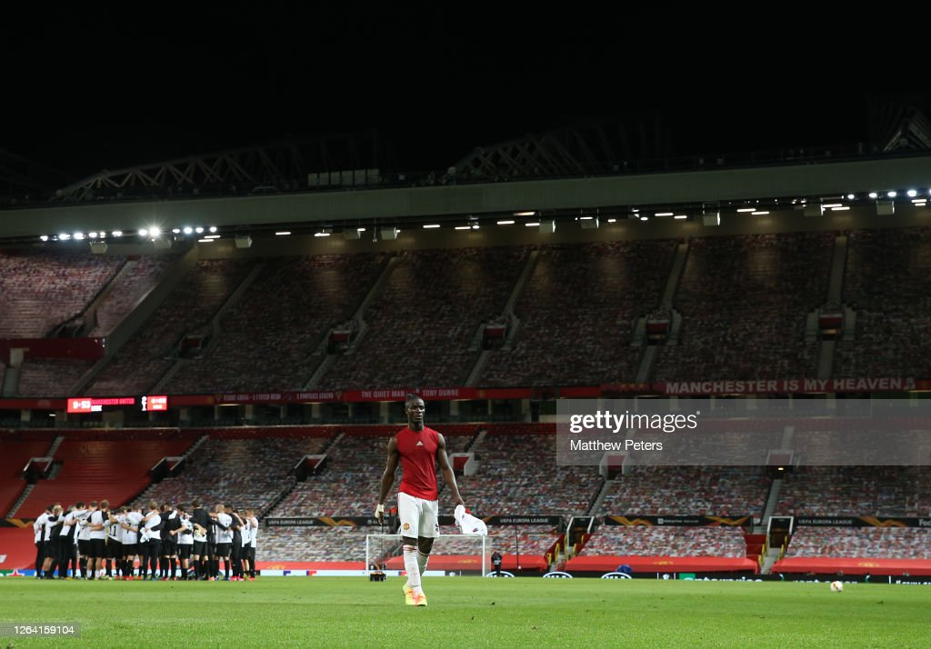 Manchester United v LASK - UEFA Europa League Round of 16: Second Leg : News Photo