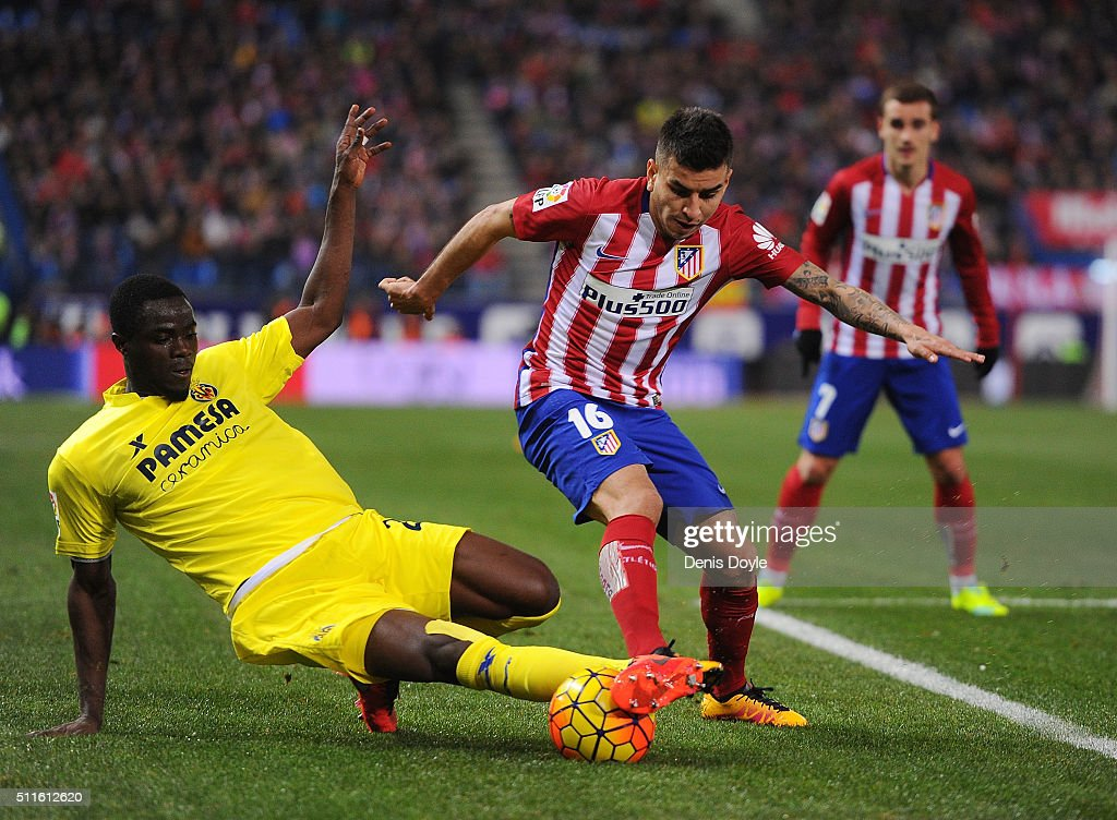 Club Atletico de Madrid v Villarreal CF - La Liga : News Photo