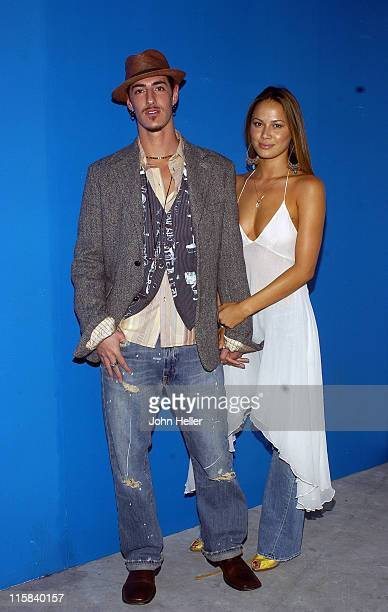 Eric Balfour and Moon Bloodgood during AFI FEST 2004 Presented by Audi International Jury Awards at The Loft in the AFI FEST Village at ArcLight...