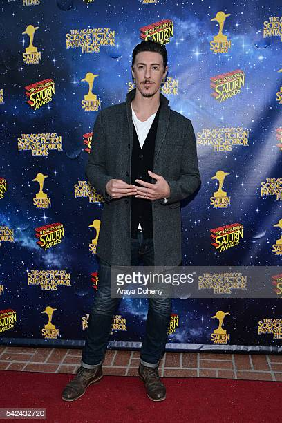Eric Balfour attends the 42nd Annual Saturn Awards at the Castaway on June 22 2016 in Burbank California