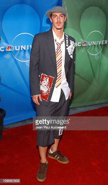 Eric Balfour during 2004 NBC All Star Party Arrivals at Universal Studios in Universal City California United States