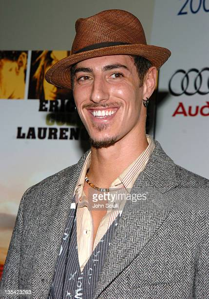 Eric Balfour during AFI FEST 2004 Presented by Audi 'Rx' Red Carpet at Arclight Theatre in Los Angeles California United States