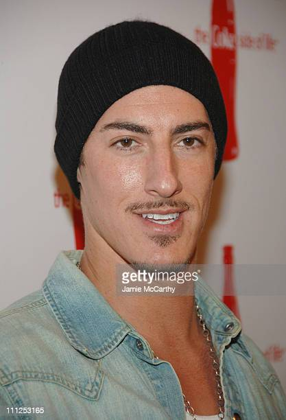 Eric Balfour during Coca Cola's Coke Side Of Life Launch Party at Capitale in New York City at Capitale in New York City New York United States