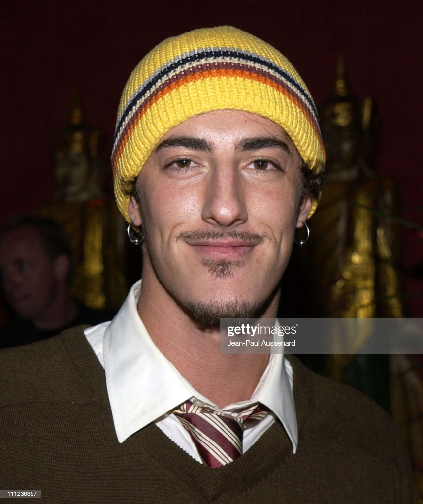 Eric Balfour and Band in Concert at the GQ Lounge