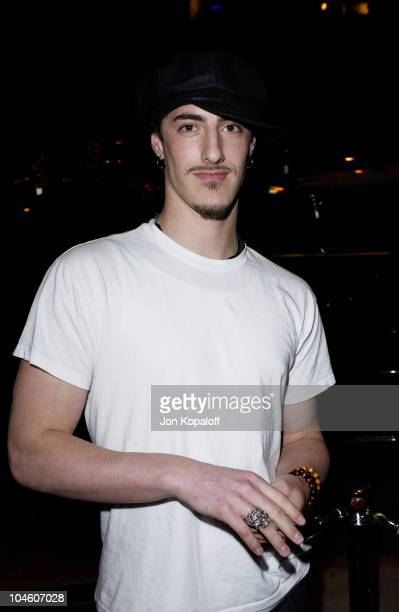 Eric Balfour during Gene Simmons' Tongue Magazine Launch Party at Barfly in West Hollywood California United States