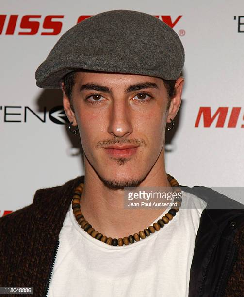 Eric Balfour during Miss Sixty Energie Los Angeles Store Opening Arrivals at Miss Sixty Store in West Hollywood California United States