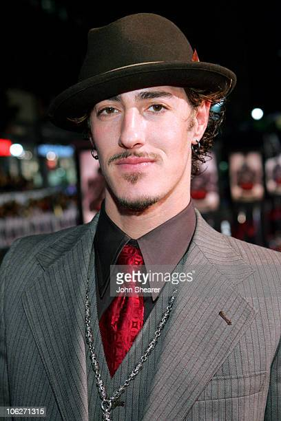 Eric Balfour during Paramount Pictures' 'Get Rich or Die Tryin'' Los Angeles Premiere Red Carpet at Grauman's Chinese Theatre in Hollywood California...