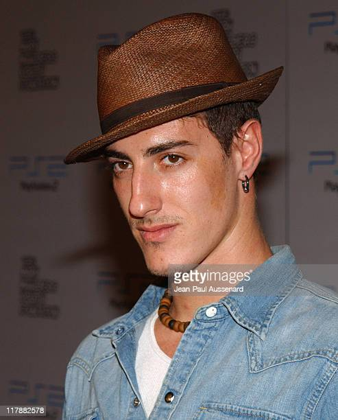 Eric Balfour during Play Station 2 and Mark Wahlberg Host Celebrity Gaming Tournament for Charity Arrivals at Club Ivar in Hollywood California...