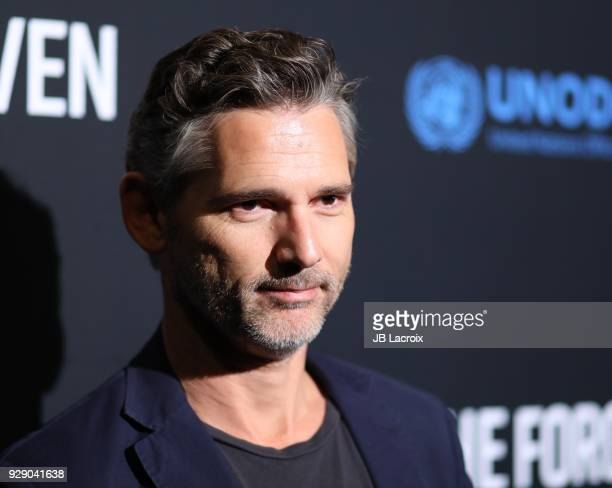 Eric Ban attends the premiere Of Saban Films' 'The Forgiven' held at Directors Guild Of America on March 7 2018 in Los Angeles California