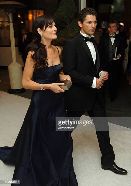 Eric Bana and Rebecca Gleeson during The 78th Annual Academy Awards Governor's Ball at Kodak Theatre in Hollywood California United States