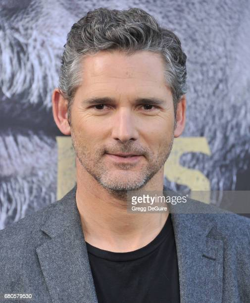 Eric Bana arrives at the premiere of Warner Bros Pictures' King Arthur Legend Of The Sword at TCL Chinese Theatre on May 8 2017 in Hollywood...