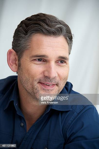 Eric Bana at the Deliver Us From Evil Press Conference at the Four Seasons Hotel on June 22 2014 in Beverly Hills California