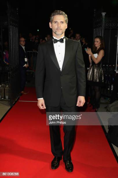 Eric Bana attends the 61st BFI London Film Festival Awards on October 14 2017 in London England