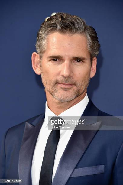 Eric Bana attends the 70th Emmy Awards at Microsoft Theater on September 17 2018 in Los Angeles California
