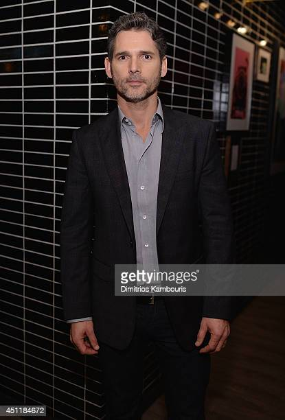 Eric Bana attends the Deliver Us From Evil screening after party hosted by Screen Gems Jerry Bruckheimer Films with The Cinema Society at The Skylark...