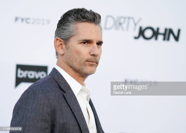 Eric Bana attends the FYC red carpet of Bravo's Dirty John at Saban Media Center on May 02 2019 in North Hollywood California