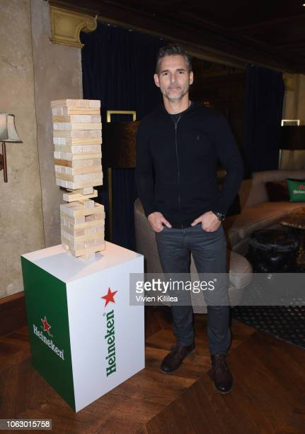 Eric Bana attends the Heineken Green Room during Vulture Festival presented by ATT at Hollywood Roosevelt Hotel on November 17 2018 in Hollywood...