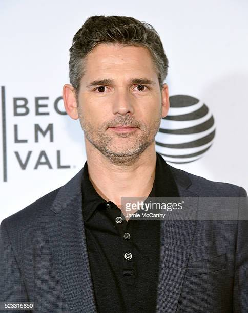 Eric Bana attends Tribeca Talks After the Movie Special Correspondents 2016 Tribeca Film Festival at John Zuccotti Theater at BMCC Tribeca Performing...